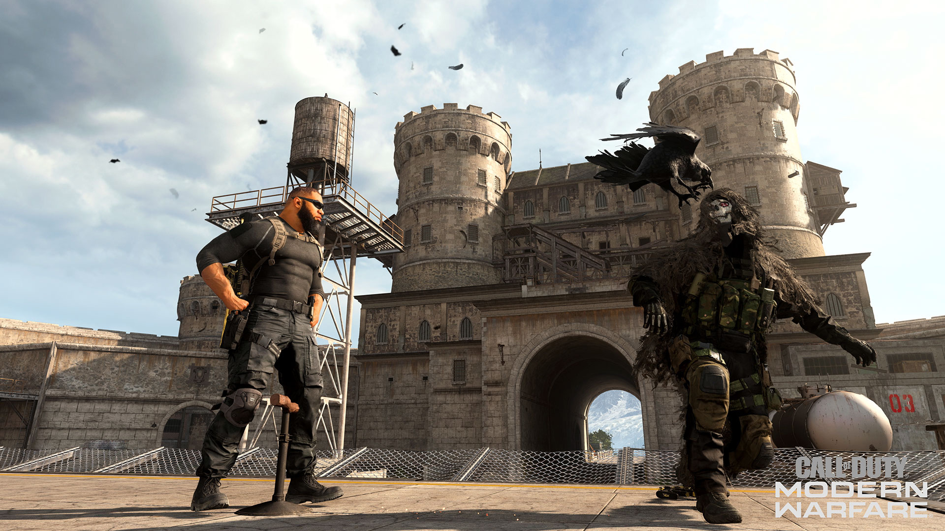 Treyarch and Raven Software are on the next Call of Duty screenshot