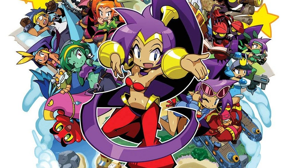 Udon's The Art of Shantae is finally available to pre-order screenshot