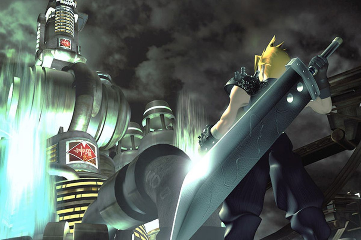 Final Fantasy VII HD is coming to Xbox Game Pass this month screenshot