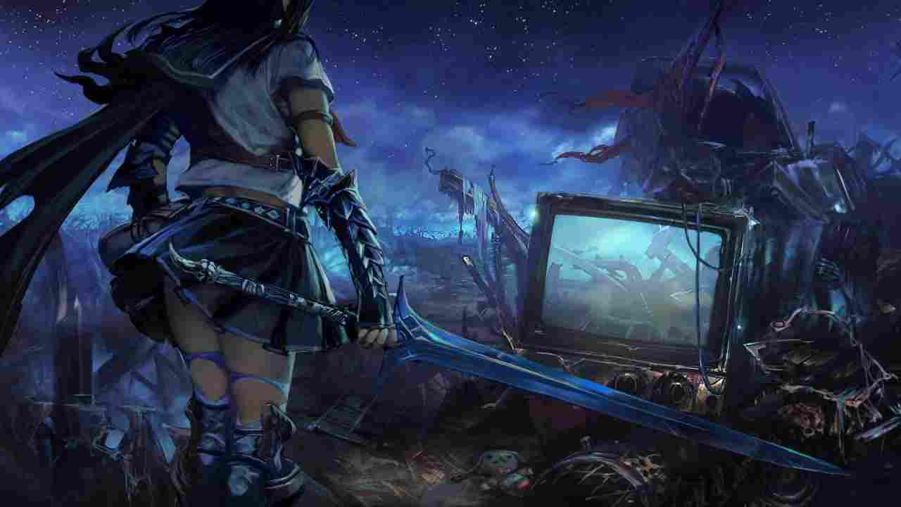 Revisit Stranger of Sword City on Switch next year screenshot