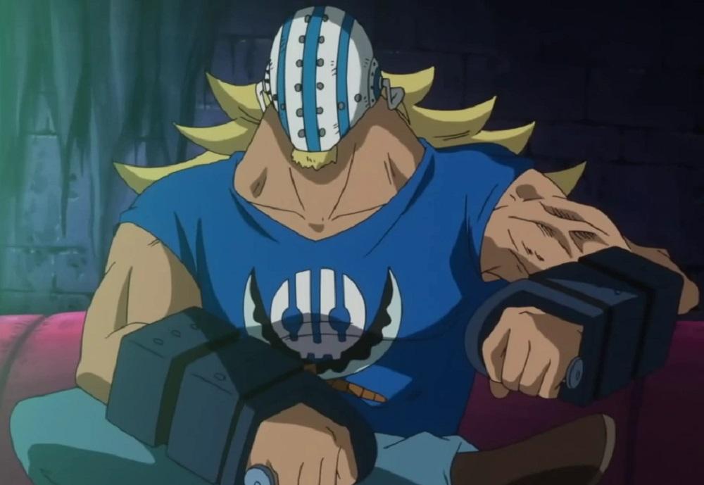 Killer, the Massacre Soldier, is stalking One Piece: Pirate Warriors 4 screenshot