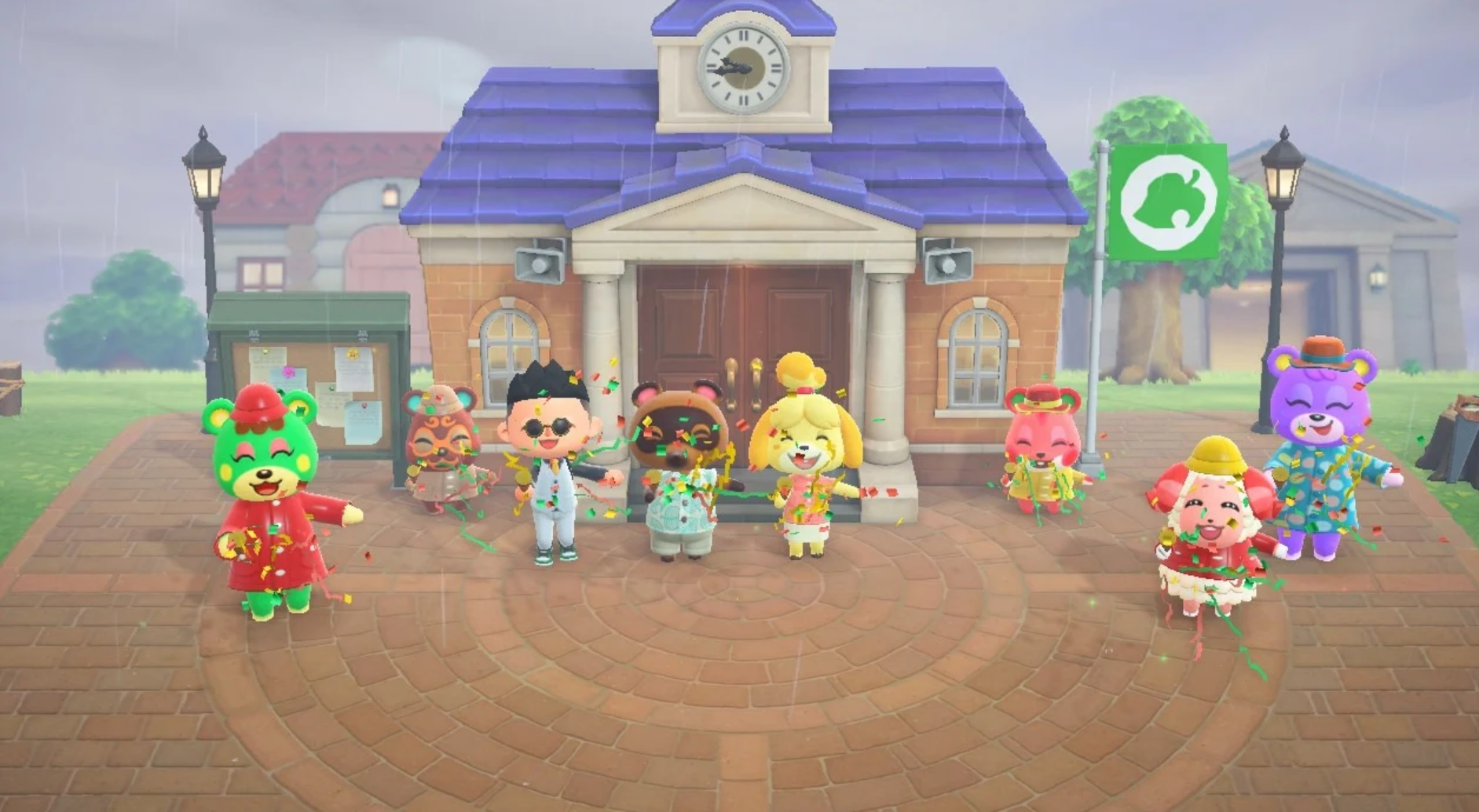 Animal Crossing: New Horizons sales soar over Smash Ultimate as Nintendo updates their top 10 seller list screenshot