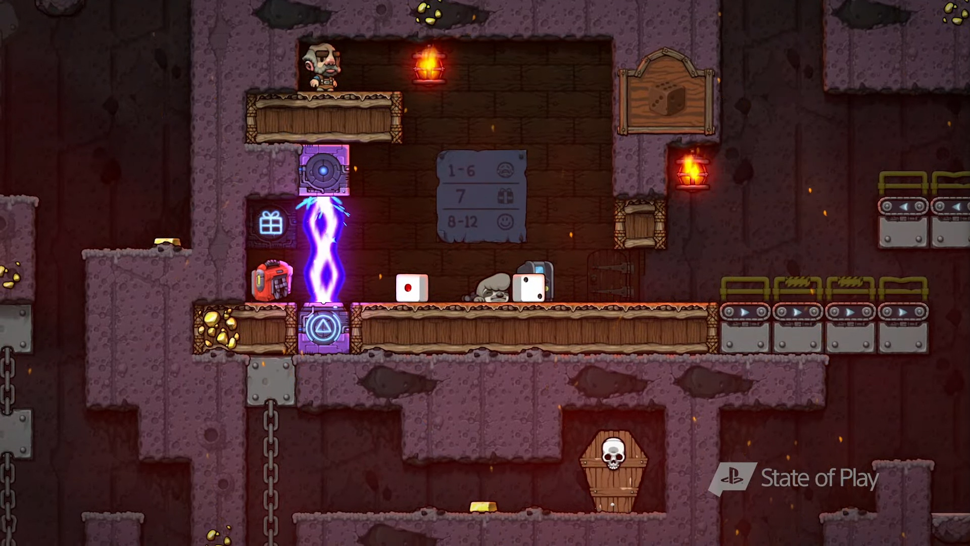 Spelunky 2 is out on September 15 and it looks beefy screenshot