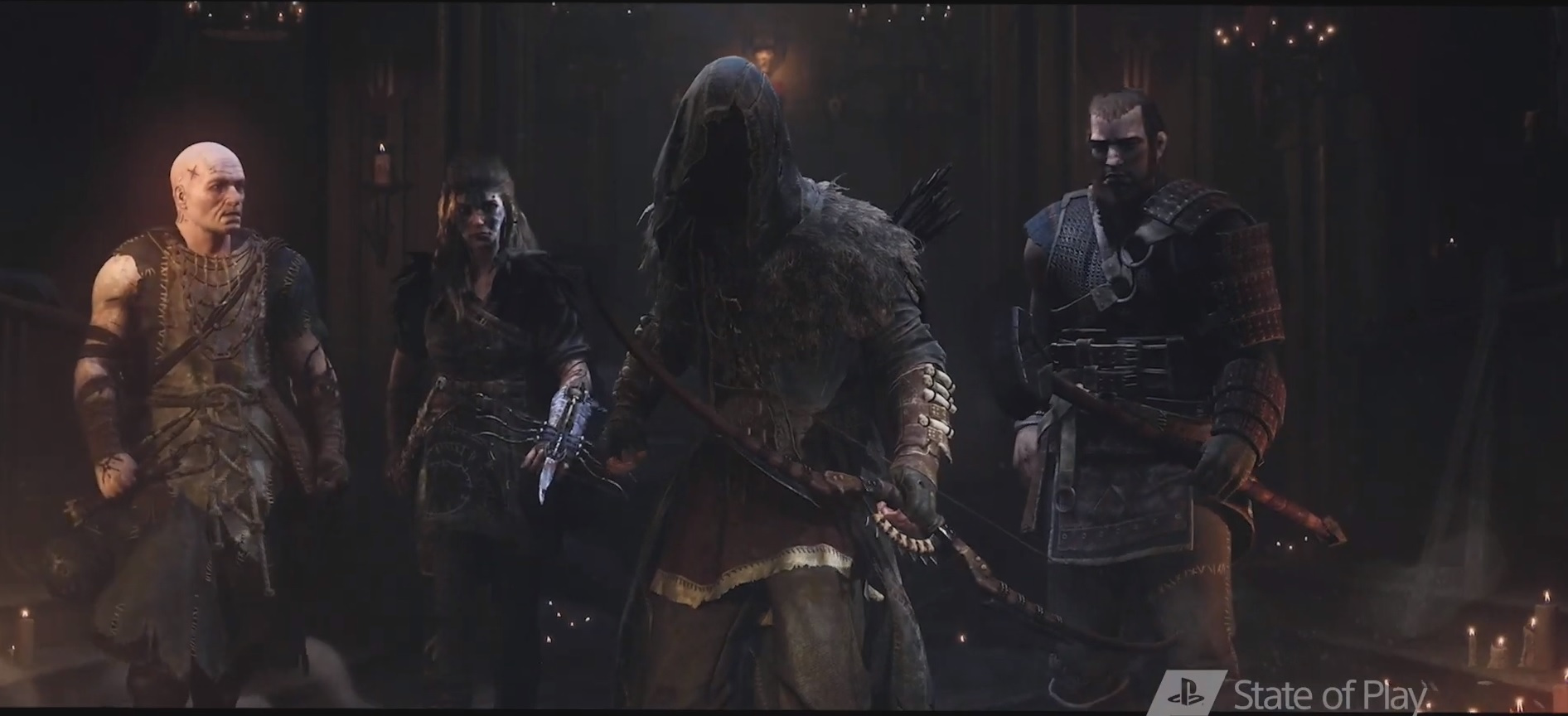 Hood: Outlaws and Legends is a PS5 medieval stealth game