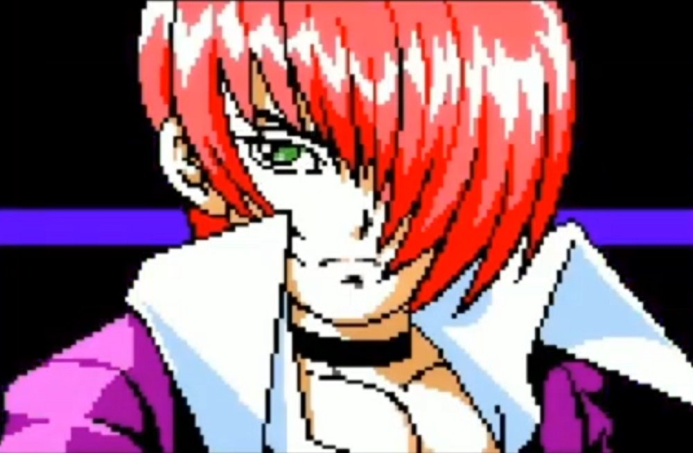 Neo Geo Pocket classics King of Fighters R-2 and Samurai Shodown! 2 now available on Switch screenshot