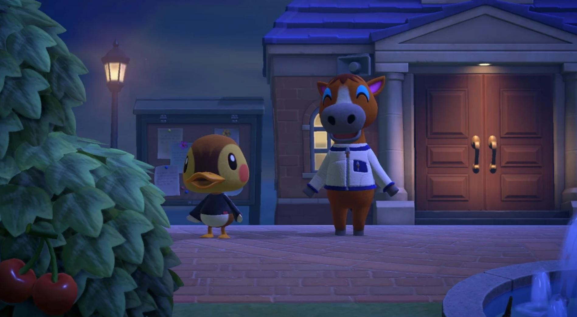 Nintendo just fixed hacked Animal Crossing: New Horizons trees screenshot