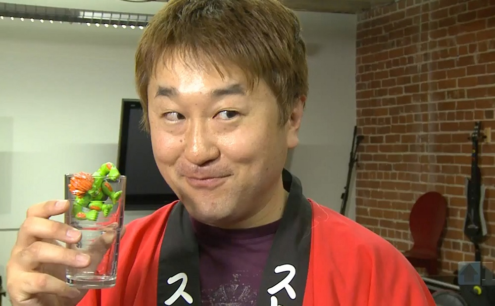 Street Fighter producer Yoshinori Ono leaving Capcom after near 30-year tenure screenshot