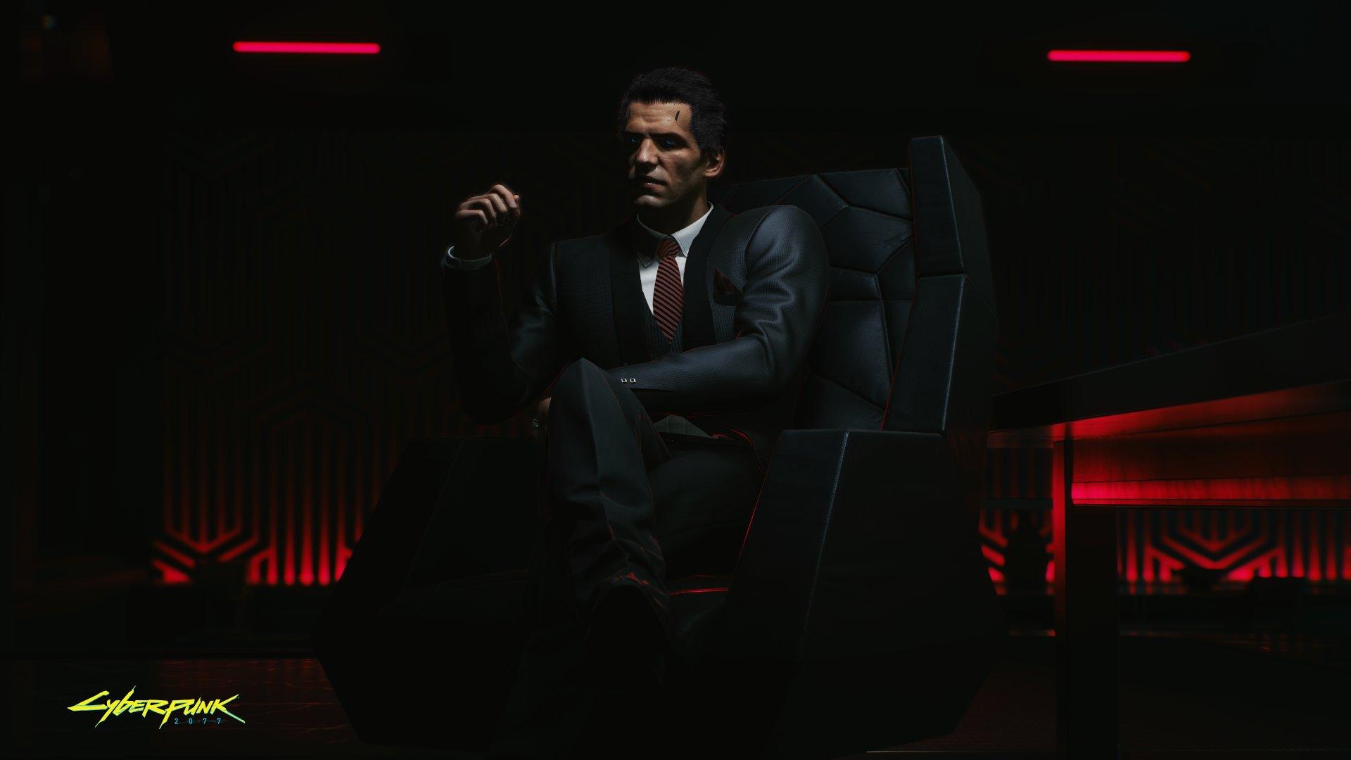 This is how Cyberpunk's three Lifepath roles work screenshot