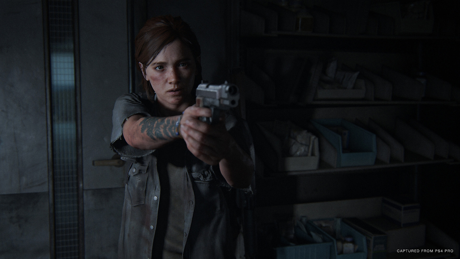 The Last of Us Part II has trophies for Grounded and Permadeath screenshot