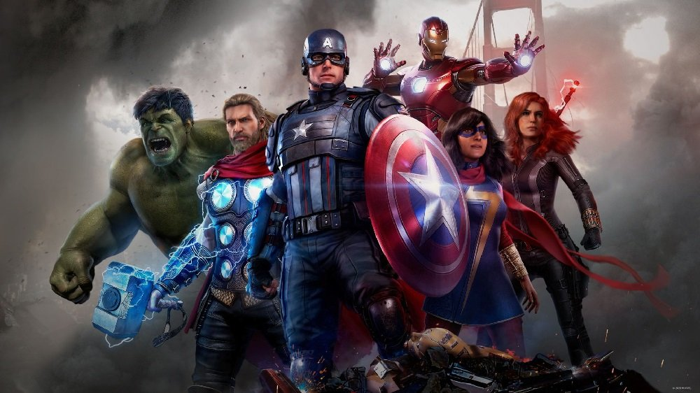 Marvel's Avengers reportedly features cosmetic content tied to network providers and other retail brands