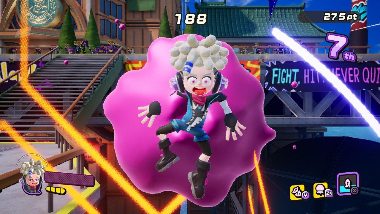 Ninjala's giant 2.0 update enhances matchmaking, gameplay polish and aesthetics screenshot