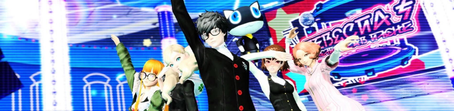 Persona is invading Phantasy Star Online 2 screenshot