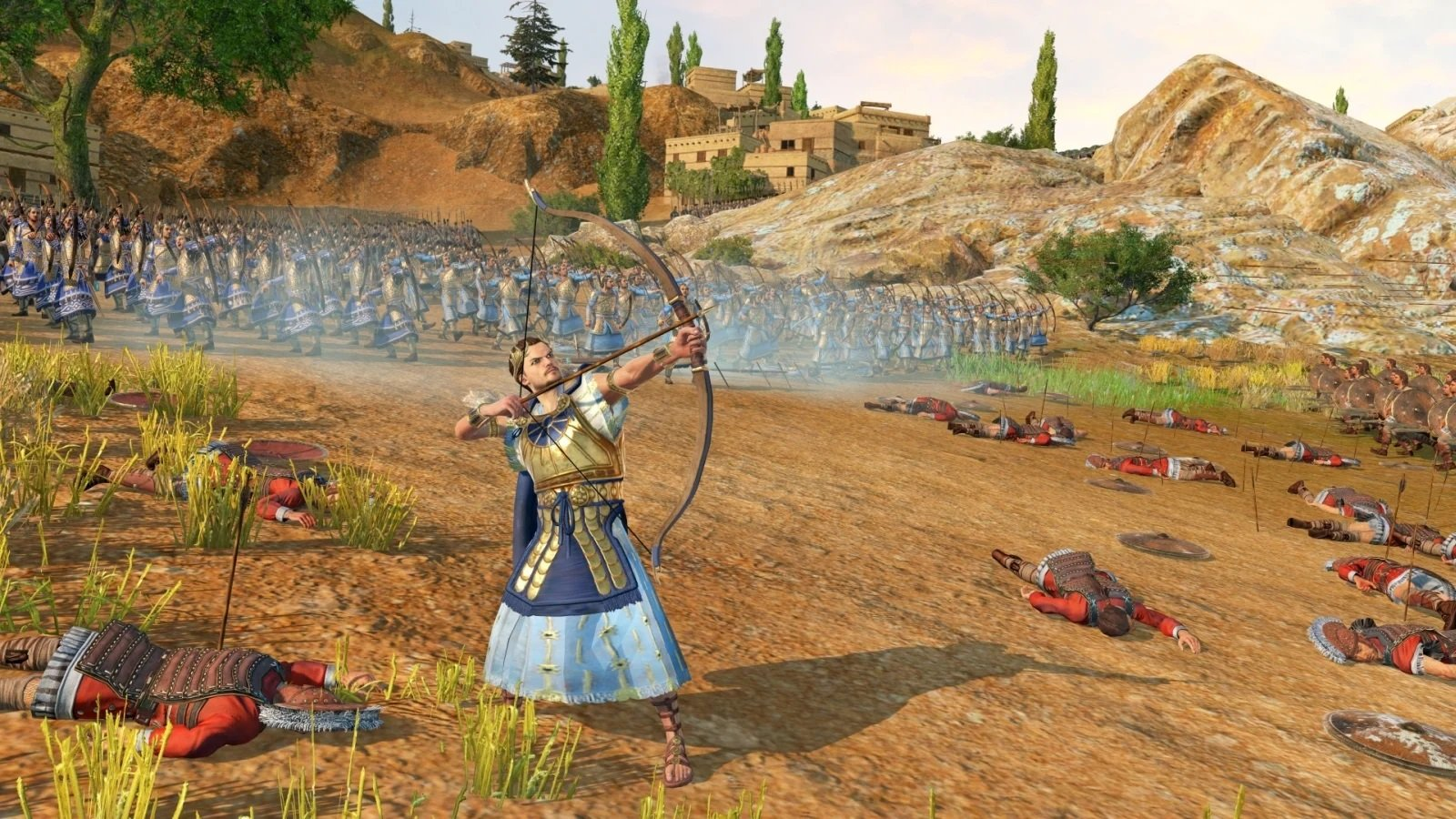 PSA: Today is the only day to get A Total War Saga: Troy for free screenshot
