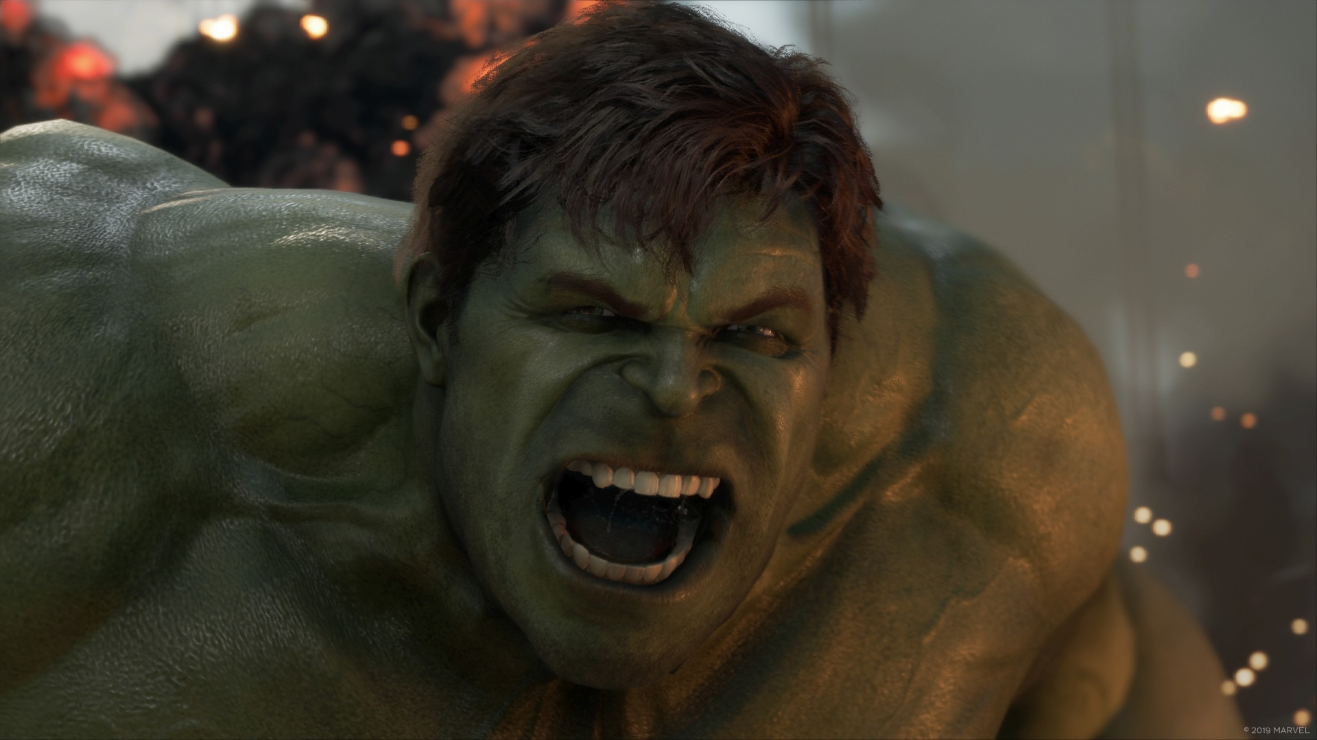 Your PC won't need to be Hulked out to run Marvel's Avengers screenshot