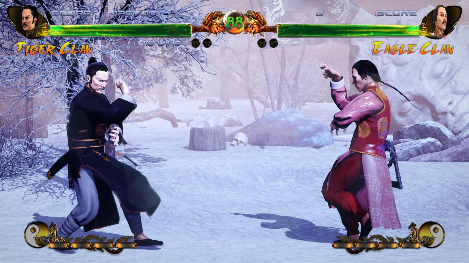 Nintendo Download: Shaolin vs Wutang screenshot