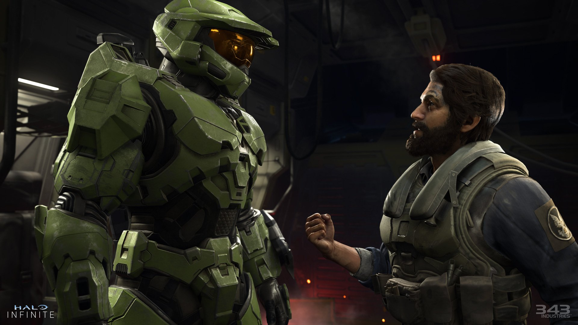 Microsoft almost resorted to an episodic release model for Halo Infinite screenshot
