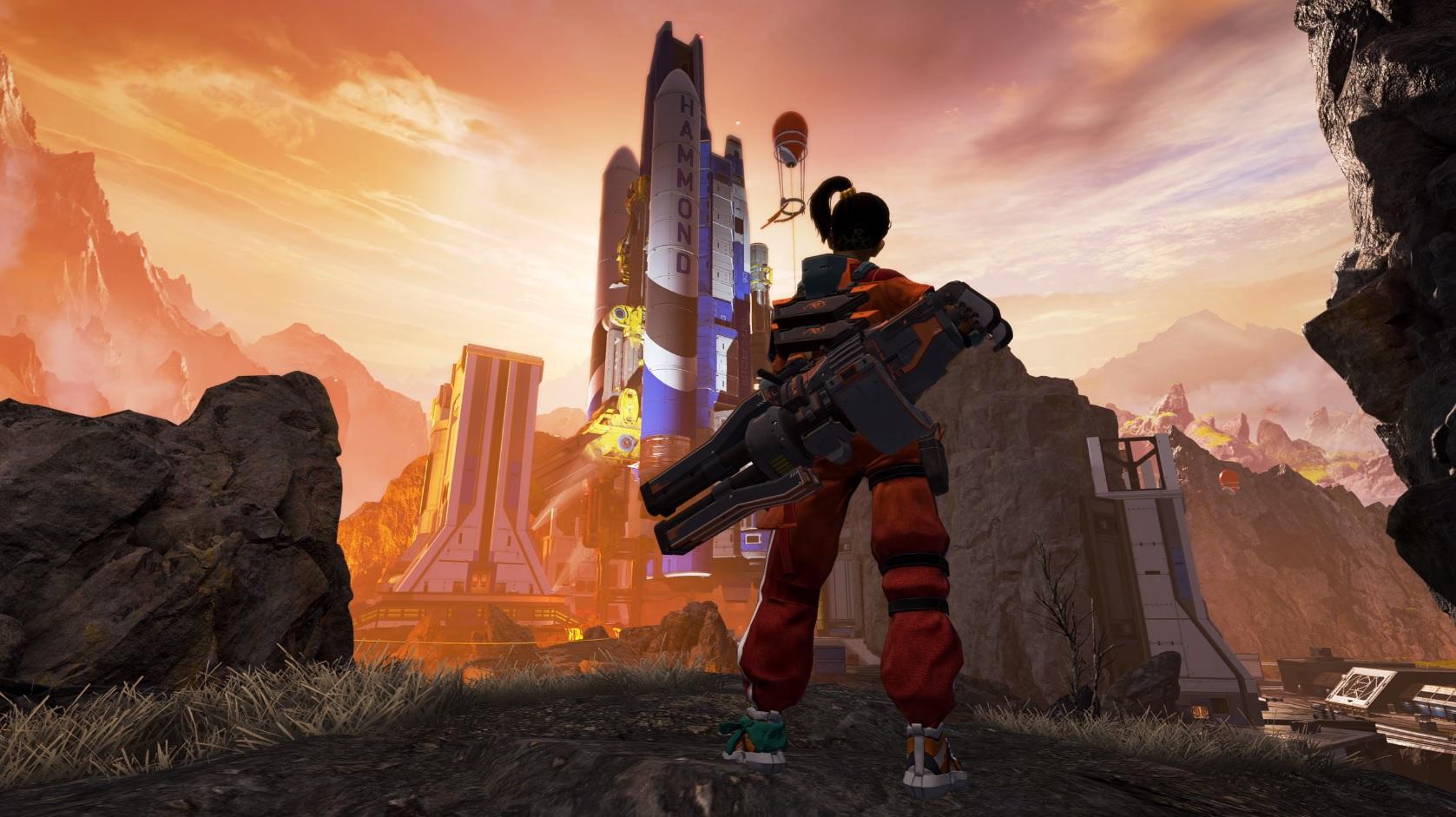 Apex Legends Season 6 gameplay trailer shows a revamped World's Edge map screenshot