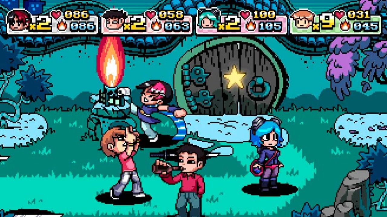 The dead Scott Pilgrim vs. the World game could come back, as Ubisoft has contacted the creator of the series screenshot