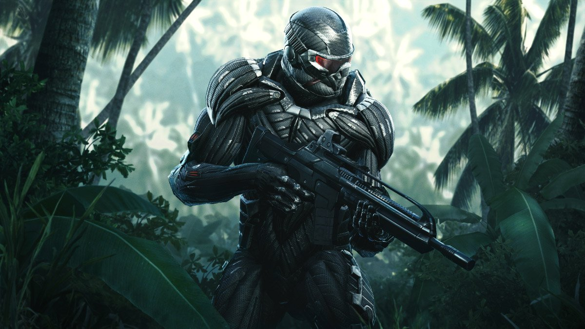Crysis Remastered is almost finished but Crytek won't give us a release date screenshot