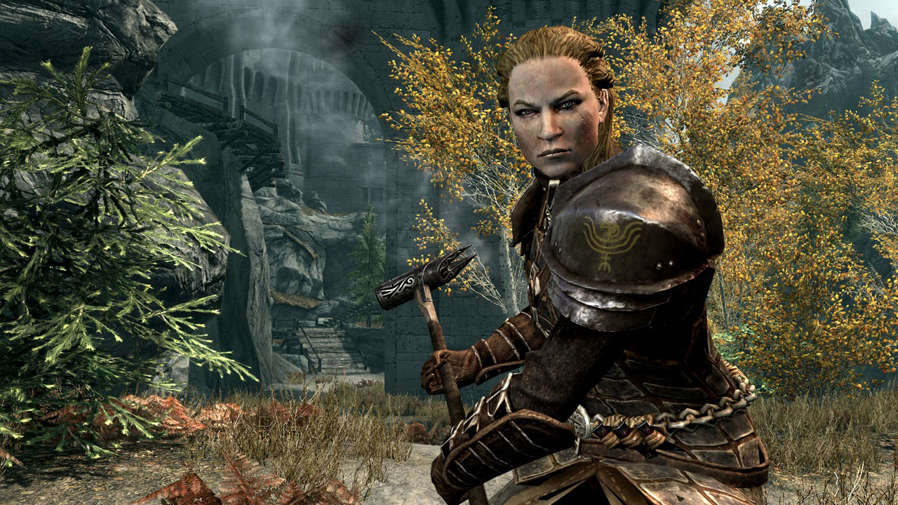 Learn about the sexier side of Skyrim on this episode of Podtoid screenshot
