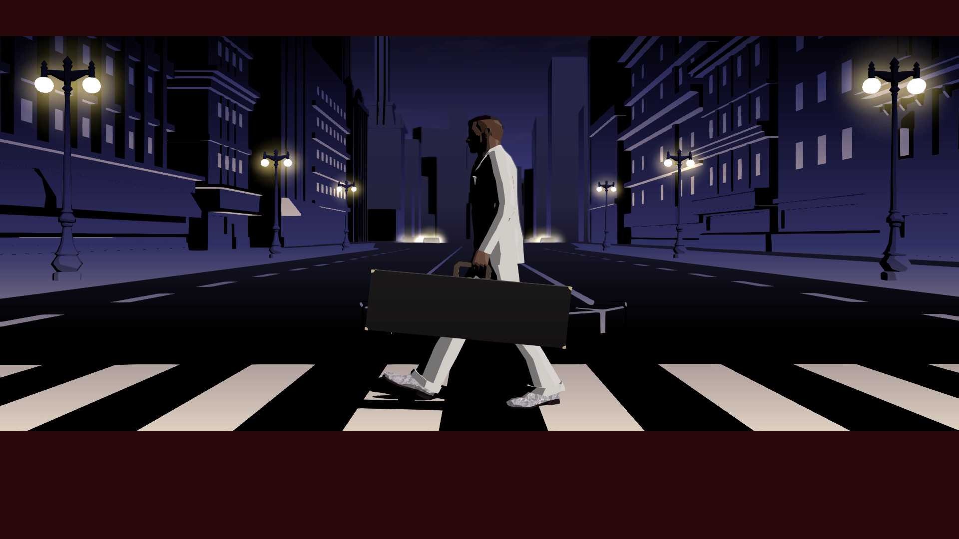 Killer7 is not coming to Switch, according to the studio that ported the PC version screenshot