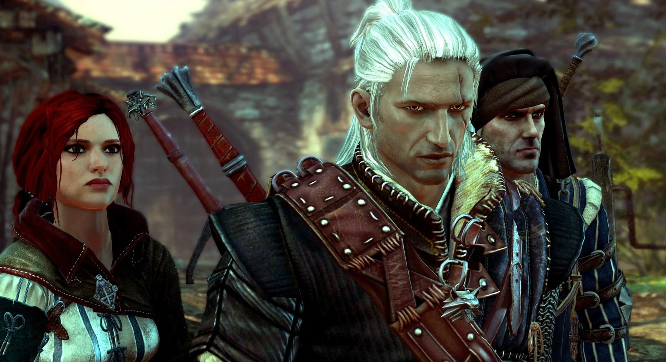 The Witcher 2 is five bucks on Xbox 360/Xbox One for another week