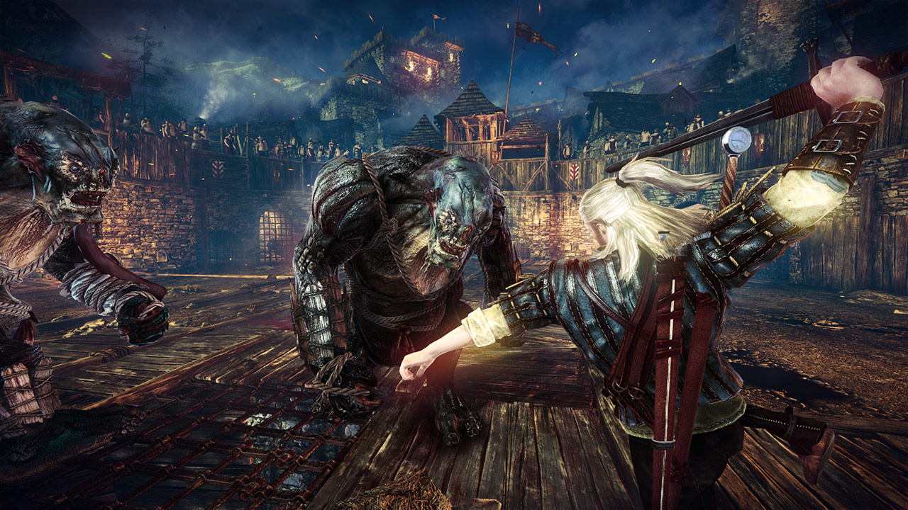 Do you love The Witcher 2 enough to watch a five-hour video essay? screenshot