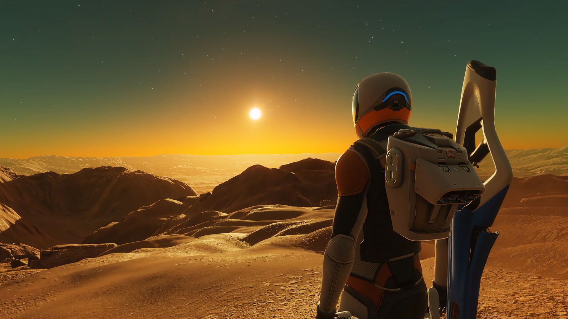 Elite Dangerous: Odyssey is a 'layer across the whole game' screenshot