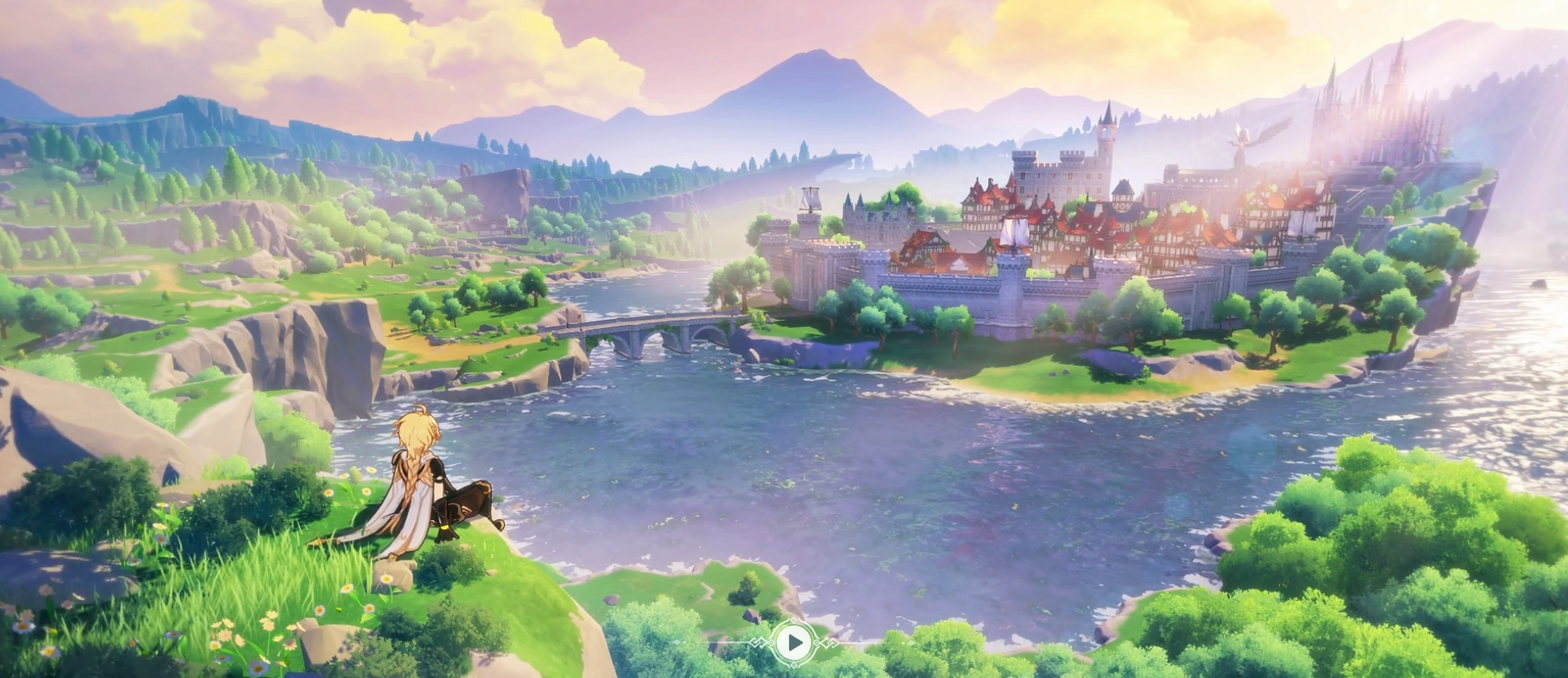 Zelda: Breath of the Wild-inspired RPG Genshin Impact is out next month