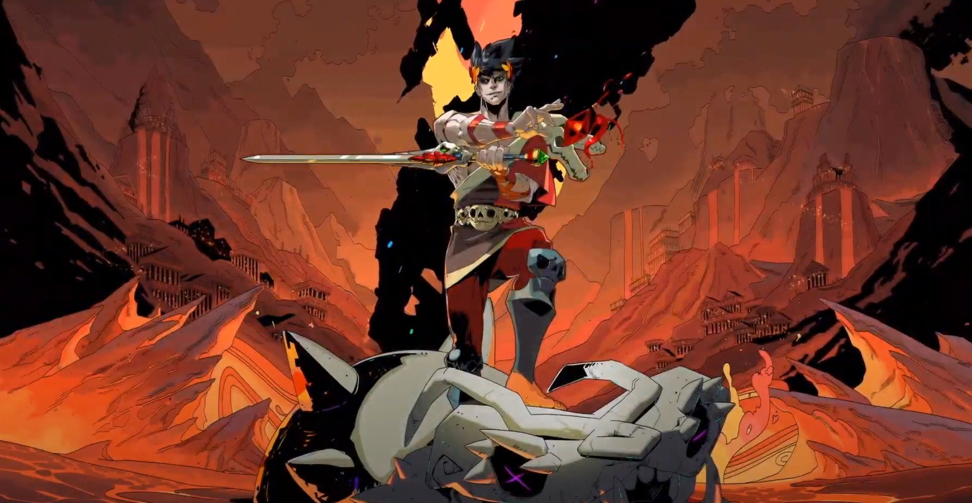 Supergiant Games' Hades is coming to Switch, will offer cross-save with PC version screenshot