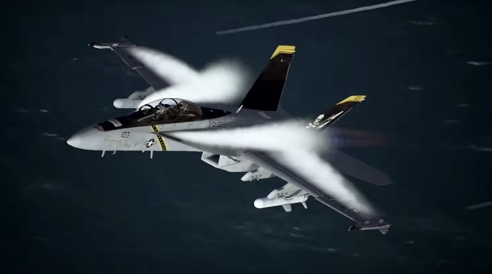 Ace Combat 7: Skies Unknown adds new skins for 25th anniversary screenshot