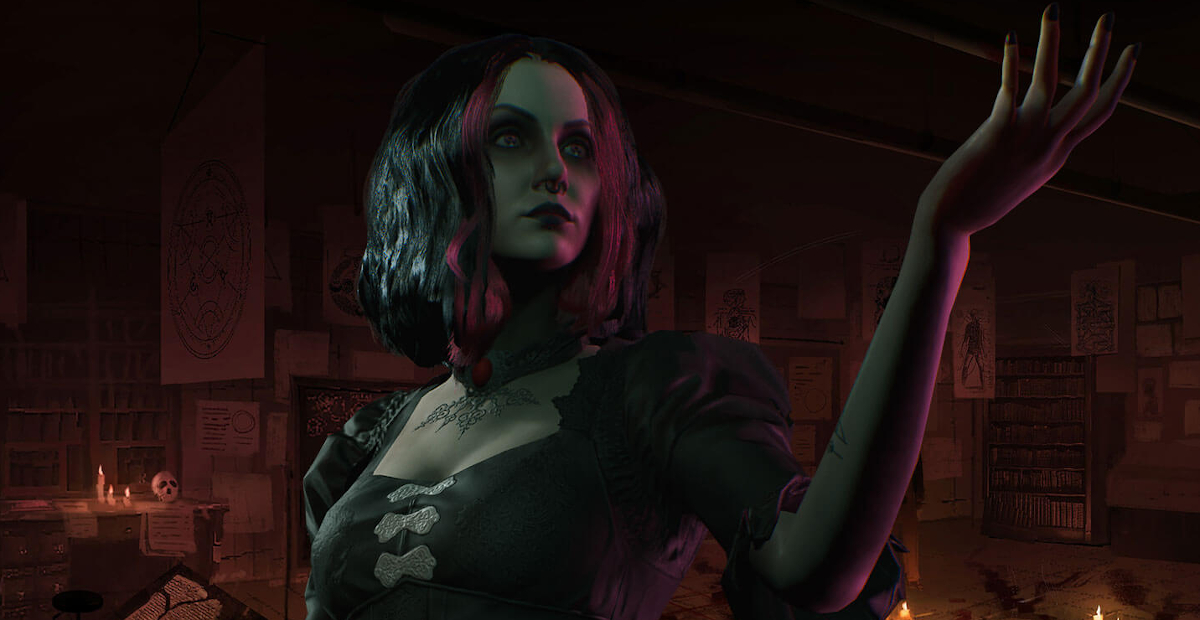 Brian Mitsoda 'suddenly terminated' as narrative lead on Vampire: The Masquerade - Bloodlines 2 screenshot