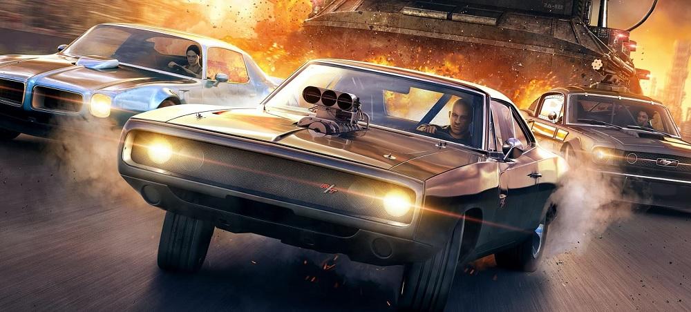 Review: Fast & Furious Crossroads screenshot