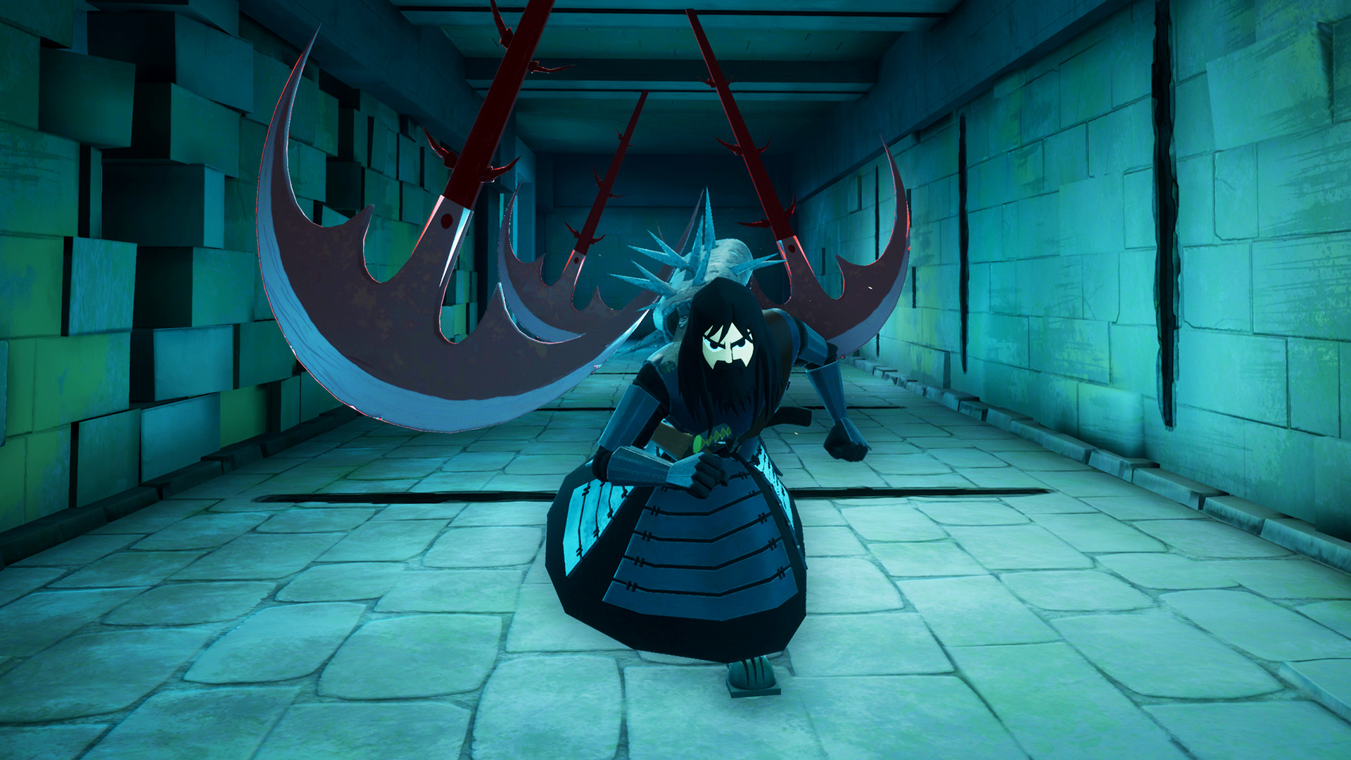 Nintendo Download: Samurai Jack: Battle Through Time screenshot