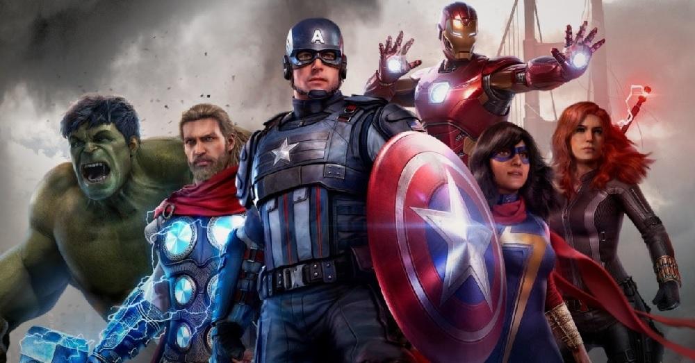 Marvel's Avengers assemble for final launch trailer screenshot