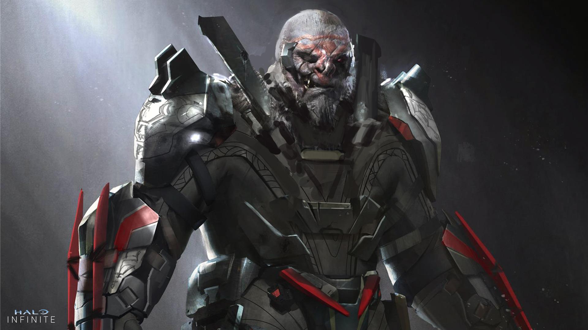 343 shoots down rumors that Halo Infinite isn't coming to Xbox One screenshot