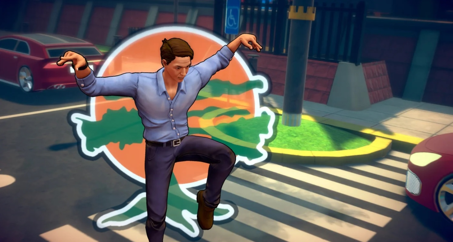 You're gonna have to really love Karate Kid to play the new Cobra Kai game screenshot