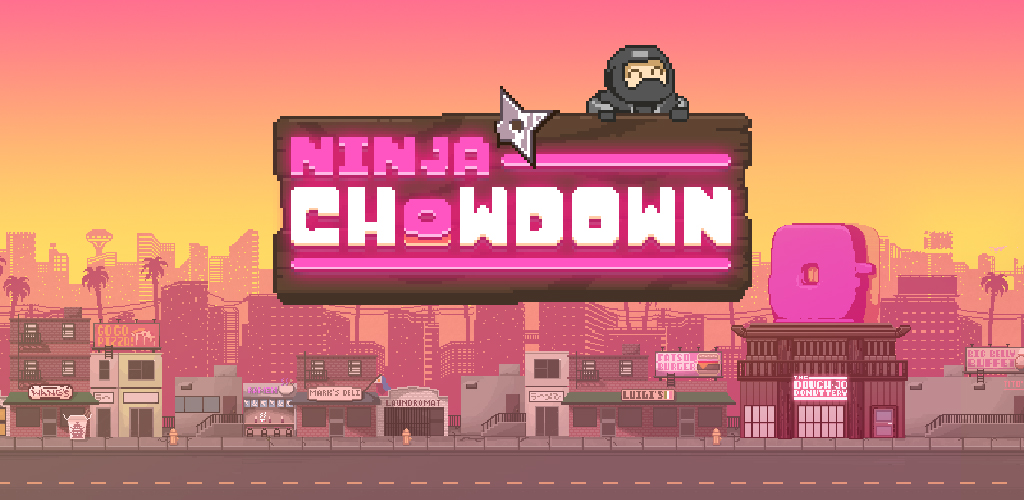 Ninja Chowdown proves running doesn't always lead to weight loss screenshot
