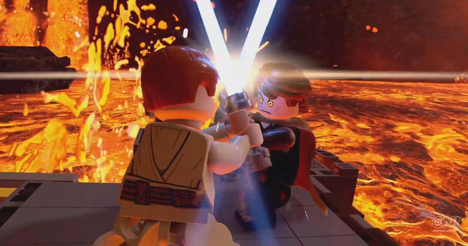 LEGO Star Wars: The Skywalker Saga takes the high ground in spring 2021 screenshot