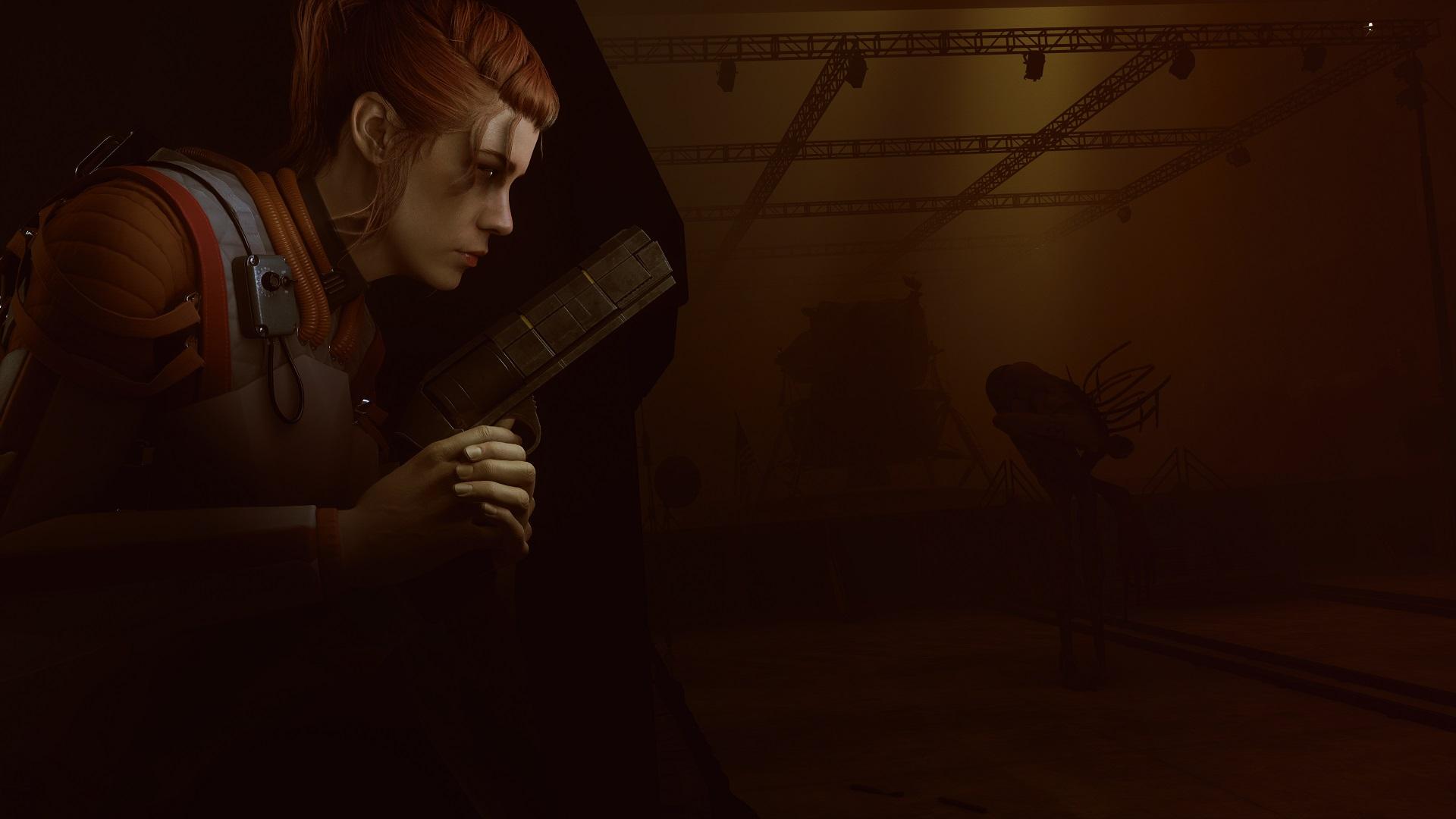 Review: Control: AWE screenshot