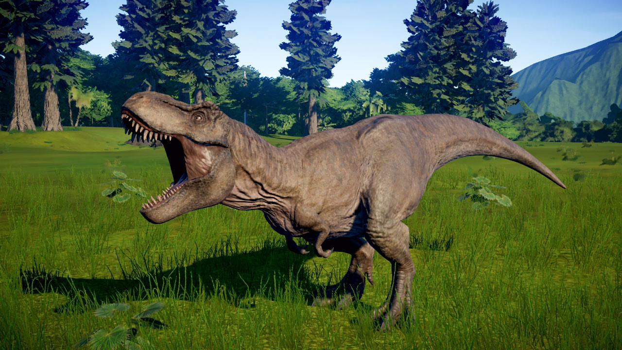Nintendo Switch is getting Jurassic World Evolution: Complete Edition on November 3 screenshot
