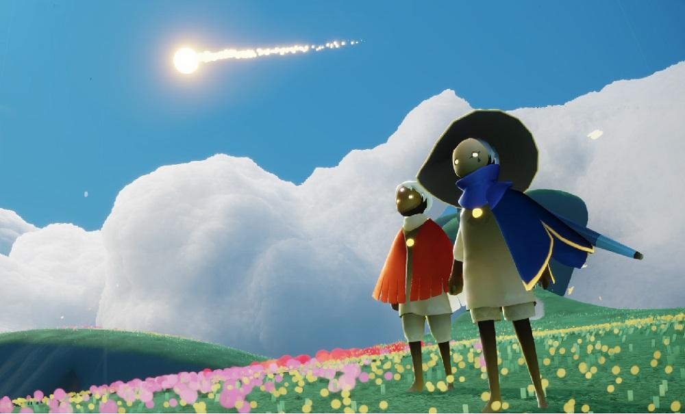 Sky: Children of the Light Switch port slips back to 2021 screenshot