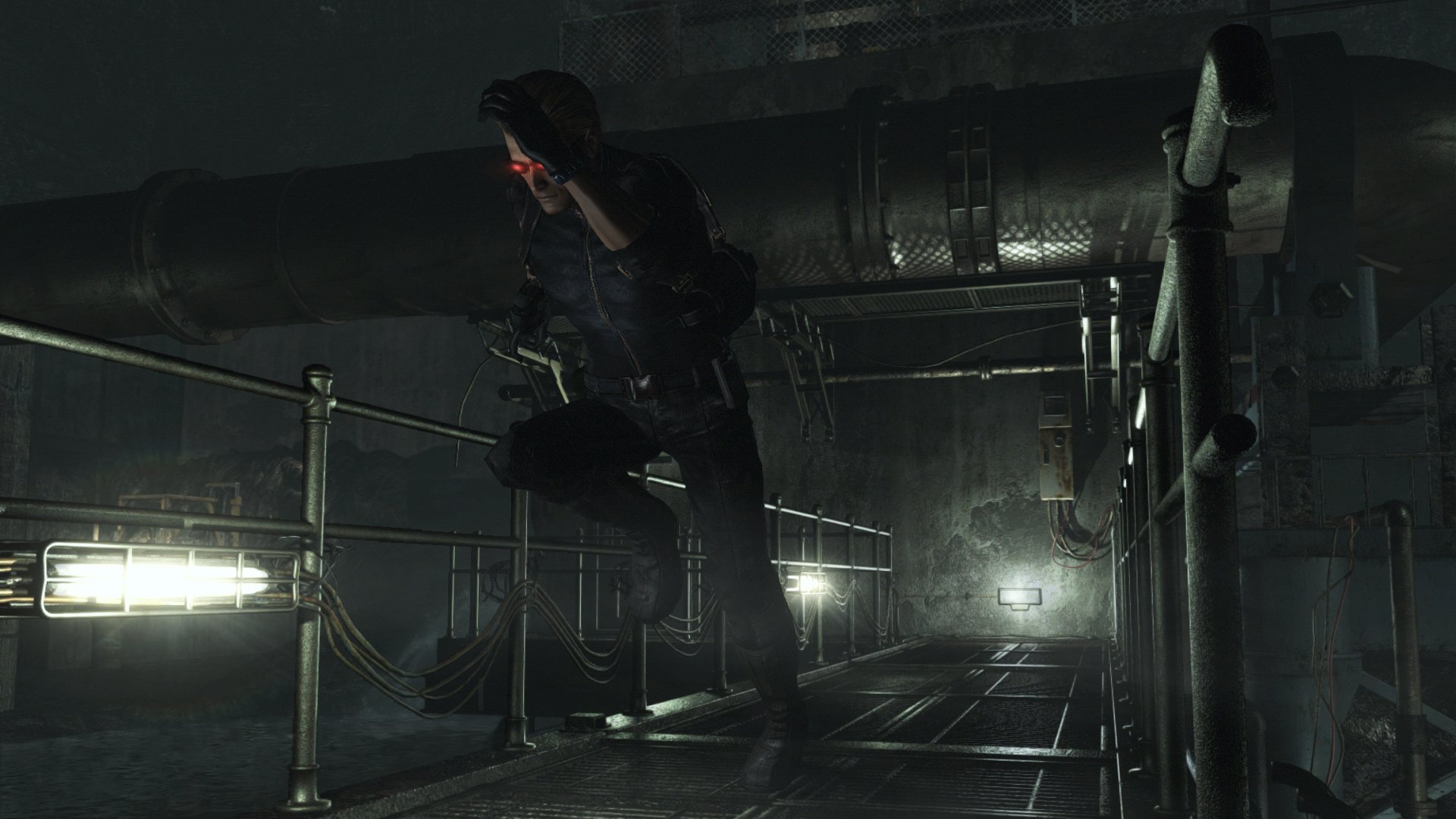 Netflix's live-action Resident Evil show is sending the 'Wesker kids' to New Raccoon City screenshot