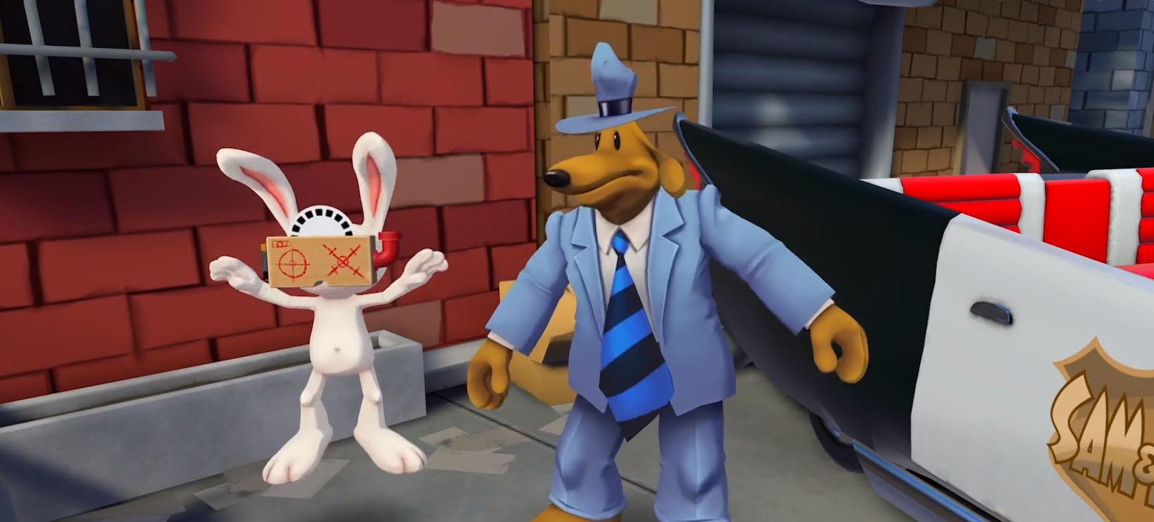 I won't say no to another Sam & Max revival screenshot
