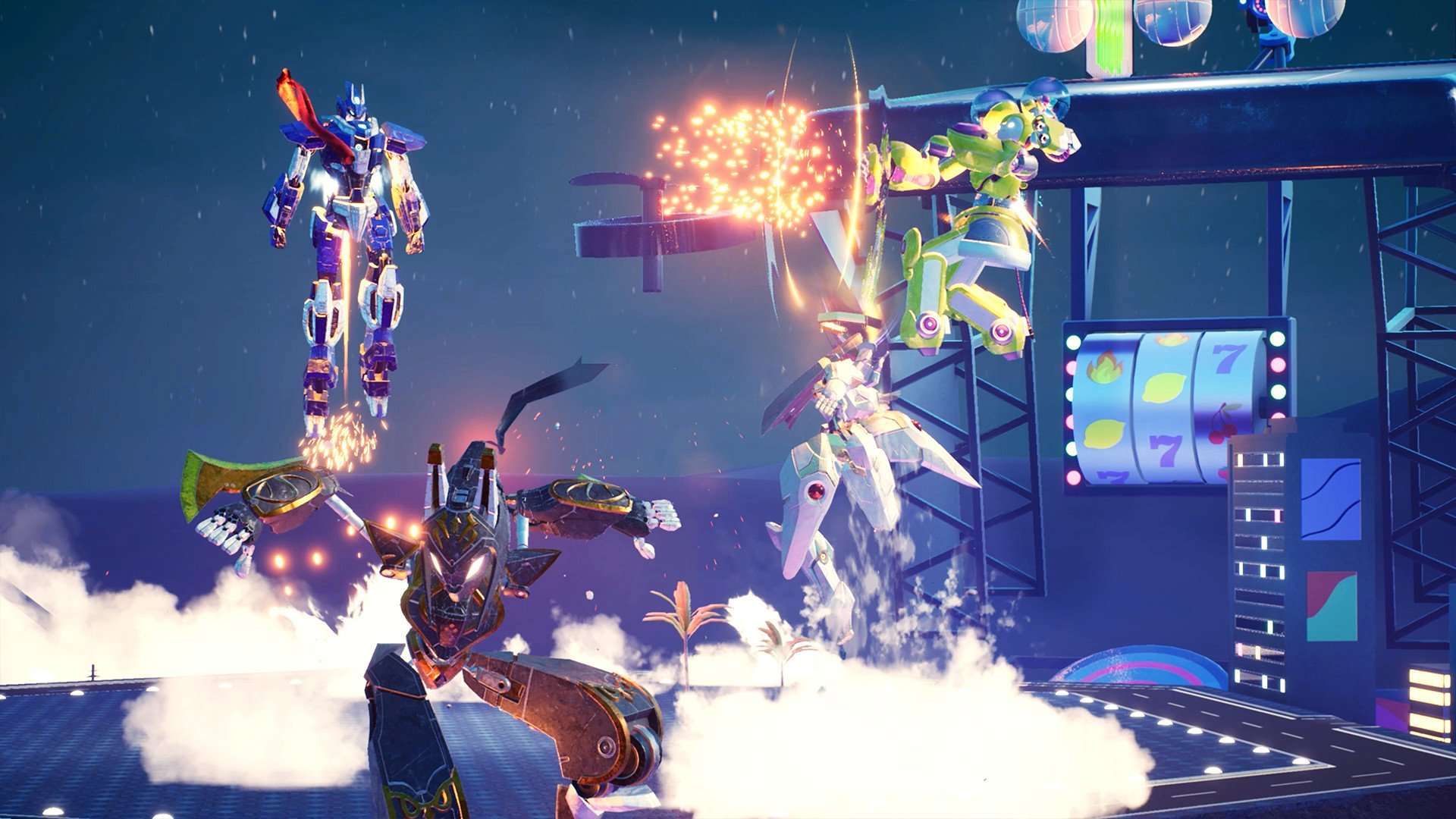 Override 2: Super Mech League dukes it out on PS5 and Xbox Series X later this year screenshot