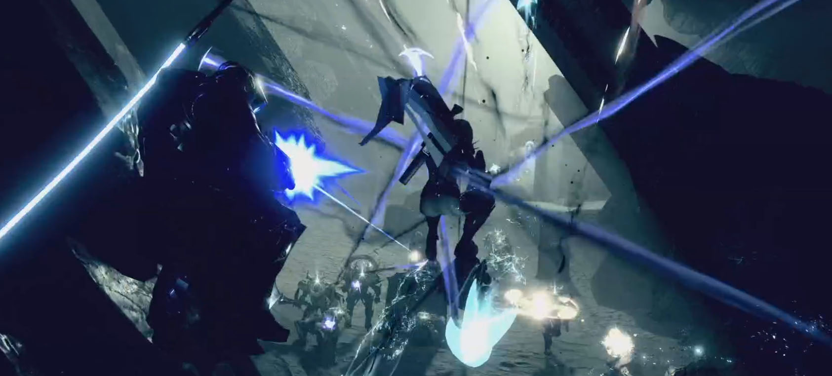 Here's a better look at some of Destiny 2: Beyond Light's new features screenshot