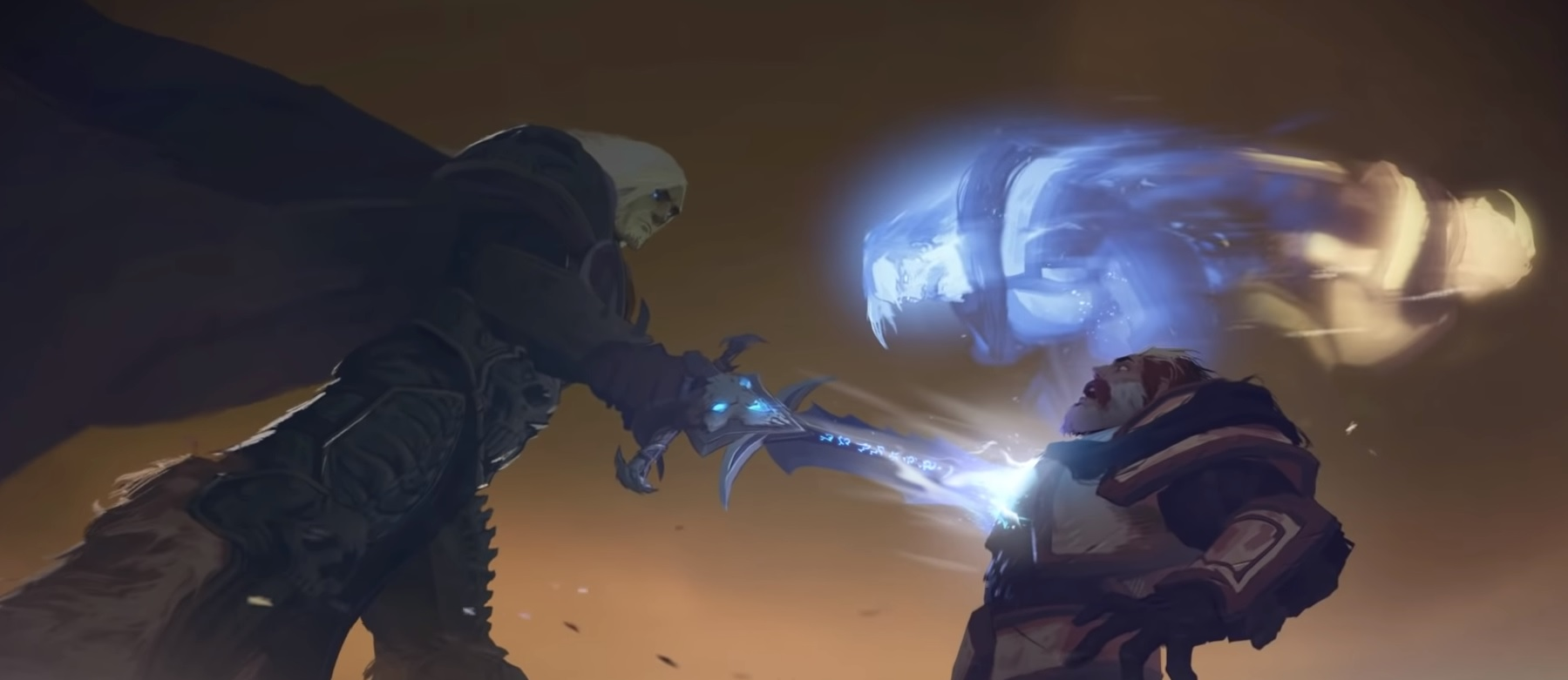 This new World of Warcraft animated short is one of the more lore-heavy clips in years screenshot