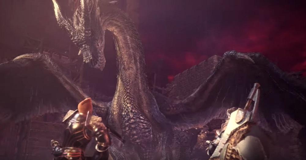 Fatalis is Monster Hunter World: Iceborne's final prey screenshot