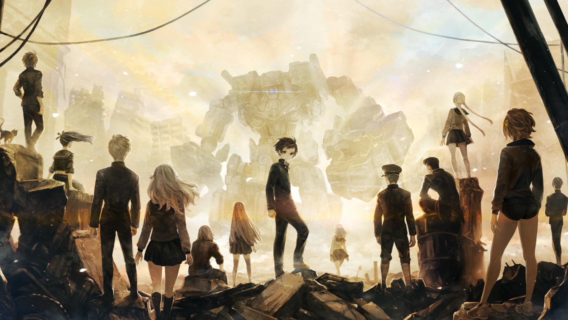 Review: 13 Sentinels: Aegis Rim screenshot