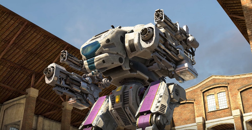 Ride the all-new 'Popemobile' to glory in Serious Sam 4 screenshot
